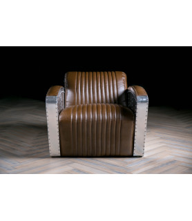 Fortress Aviator club armchair