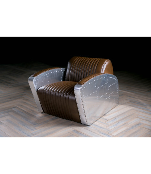 Fortress Aviator club armchair - aviator Armchairs - Meuble Aviateur