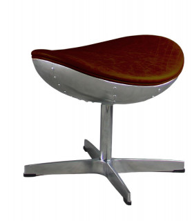Grasshopper Aviator Egg chair footstool