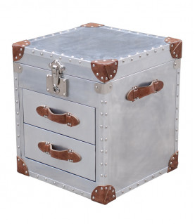 Grizzly 2 Aviator trunk side table